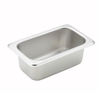 WINSPN2 - Winco - SPN2 - Ninth Size 2 1/2 in Deep Steam Table Pan Product Image