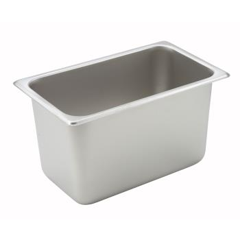 WINSPQ6 - Winco - SPQ6 - 1/4 Size 6 in Steam Table Pan Product Image