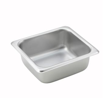 WINSPS2 - Winco - SPS2 - Sixth Size 2 1/2 in Deep Steam Table Pan Product Image