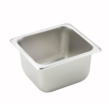 WINSPS4 - Winco - SPS4 - Sixth Size 4 in Deep Steam Table Pan Product Image