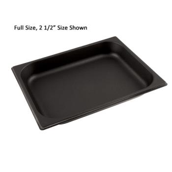 WOR1416502 - World Cuisine - 14165-02 - Half Size 3/4 in Deep Non-Stick Steam Table Pan Product Image