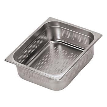 WOR1420202 - World Cuisine - 14202-02 - Full Size 3/4 in Deep Perforated Steam Table Pan Product Image