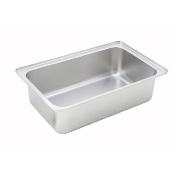 WINCWPF6 - Winco - C-WPF6 - Full Size 6 in Deep Water Pan Product Image