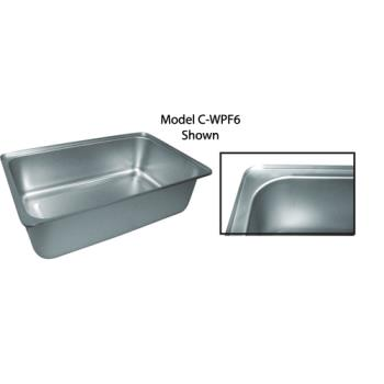 WINCWPP - Winco - C-WPP - Full Size 6 in Deep Water Pan Product Image