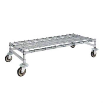1932 - Focus Foodservice - FFMDR2460CH - 60 in Mobile Dunnage Rack Product Image