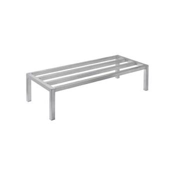 FCPFHADR48188 - Focus Foodservice - FHADR48188 - 48 in x 18 in Aluminum Dunnage Rack Product Image