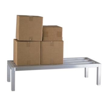 NEW2062 - New Age - 2062 - 30 in x 24 in Aluminum Dunnage Rack Product Image