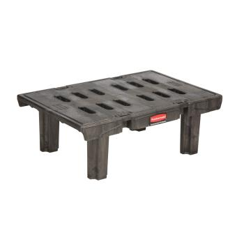 1728 - Rubbermaid - FG448900BLA - 24 in x 36 in Slotted Dunnage Rack Product Image