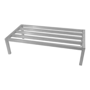 86346 - Winholt - DASQ-3-1224 - 36 in  x 24 in Aluminum Dunnage Rack Product Image