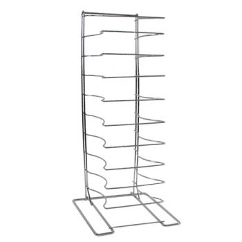 85535 - Allied Metal Spinnin - PTR11 - 11 Shelf Pizza Pan Rack Product Image
