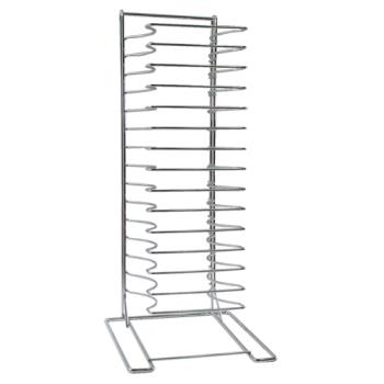 85539 - American Metalcraft - 19029 - 15 Shelf Pizza Pan Stand/Rack Product Image