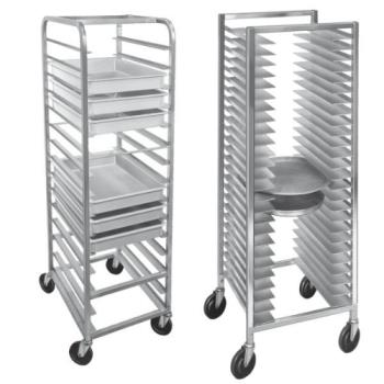 CHLRB4 - Channel Manufacturing - RB-4 - 15 Shelf Pizza Box Rack Product Image
