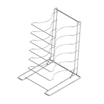PRLPR5 - ProLuxe - PR5 - 5 Shelf Pizza Pan Rack Product Image