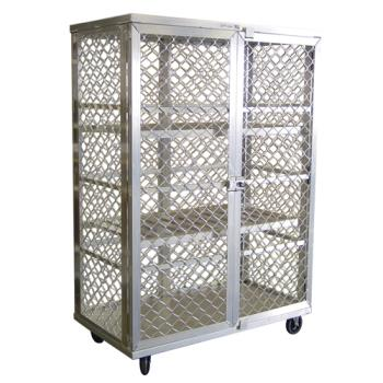NAI97621 - New Age - 97621 - Mobile Security Cage Product Image