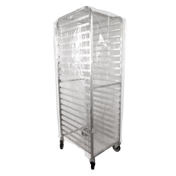 98489 - Axia - 17499 - Clear Vinyl Sheet Pan Rack Cover Product Image