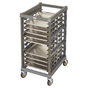 CAMUPR1826H12580 - Cambro - UPR1826H12580 - 12 Pan Camshelving® Ultimate Pan Rack w/ Metal Casters Product Image