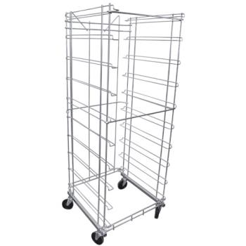 86188 - Commercial - ISR10HF - Flat Wire Bread Rack Product Image