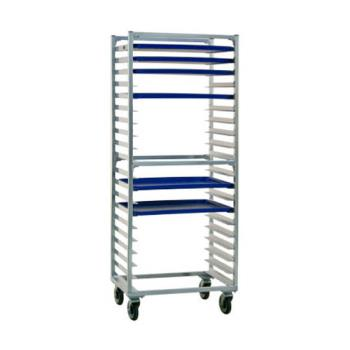 NAI1331S - New Age - 1331S - 69 3/4 in Mobile Bun Rack Product Image