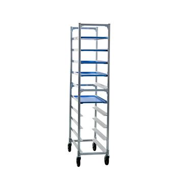 NEW1348 - New Age - 1348 - 10-Tier Platter Rack Product Image
