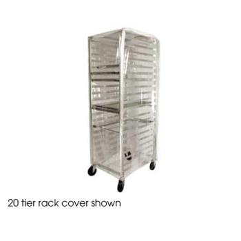 WINALRK10CV - Winco - ALRK-10-CV - 10 - Tier Pan Rack Cover Product Image