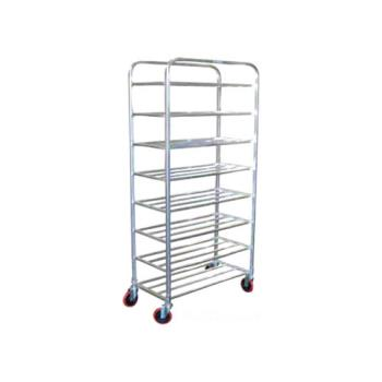 WNHUNAL8WEG - Winholt - UNAL-8-WEG - 8 Shelf Narrow Universal Pan Rack Product Image