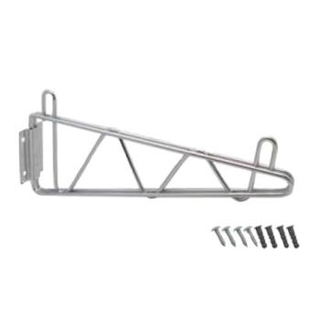 97701 - Johnson Rose - 11114 - 14 in Wire Shelf Wall Brackets Product Image