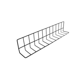 EGSW4630B - Elite Global Solutions - W4630-B - 30 in Wire Shelf Divider Product Image