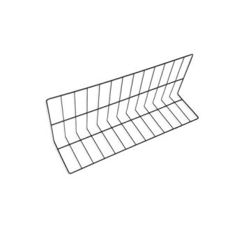 EGSW81230B - Elite Global Solutions - W81230-B - 30 in Wire Shelf Divider Product Image