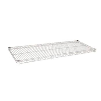 97136 - Focus Foodservice - FF1436C - 14 in x 36 in Chrome Plated Wire Shelf Product Image