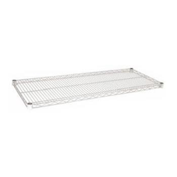 97236 - Focus Foodservice - FF1836C - 18 in x 36 in Chrome Plated Wire Shelf Product Image