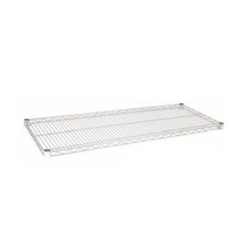 97260 - Focus Foodservice - FF1860C - 18 in x 60 in Chrome Plated Wire Shelf Product Image
