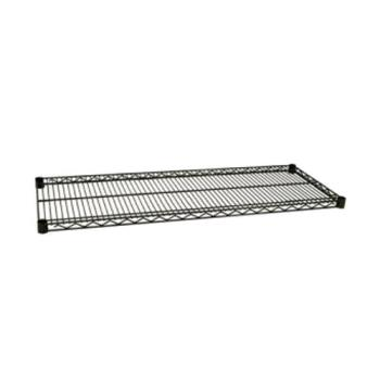 97760 - Focus Foodservice - FF2460G - 24 in x 60 in Epoxy Coated Wire Shelf Product Image
