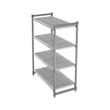CAMESU244272V4580 - Cambro - ESU244272V4580 - 24 in x 42 in x 72 in Camshelving® Elements Shelving Unit Product Image