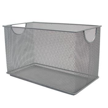 86513 - Commercial - 10 3/4 in x 5 1/2 in x 6 1/2 in Mesh Wire Bin Product Image
