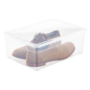 13325 - Commercial - 14-3/4 in x 10-1/8 in Polypropylene Storage Box Product Image