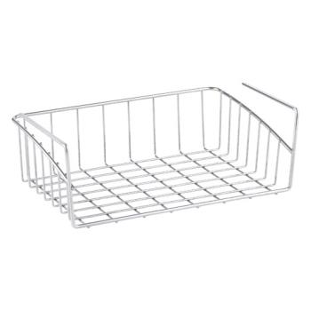 13324 - Commercial - 15-3/4 in x 10 in Chrome Undershelf Basket Product Image
