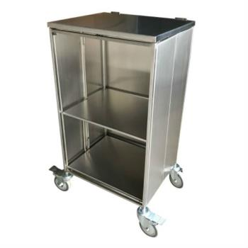 OASSM2TSS151834 - Oasis Concepts - SM-2TSS-151834 - Magic Cart Folding Storage Cabinet Product Image
