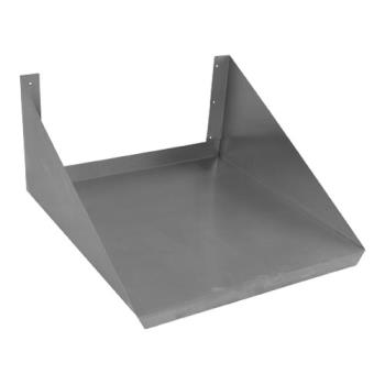 51259 - Elkay - WMMS-24-24X - 24 x 24 in Stainless Steel Microwave Oven Shelf Product Image