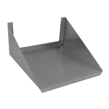 "51296 - John Boos - BMS2030 - 20"" x 30"" Stainless Steel Microwave Oven Shelf Product Image"