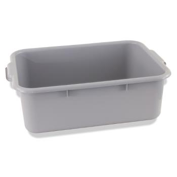 75972 - Crestware - 7 in Heavy Duty Gray Bus Tub Product Image