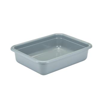 CAM1520CBPF180 - Cambro - 1520CBPF180 - 15 in x 20 in Gray Cambox® Flat Bottom Bus Box Product Image