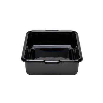 CAM21155CBR110 - Cambro - 21155CBR110 - 21 in x 15 in Black Cambox® Bus Box Product Image