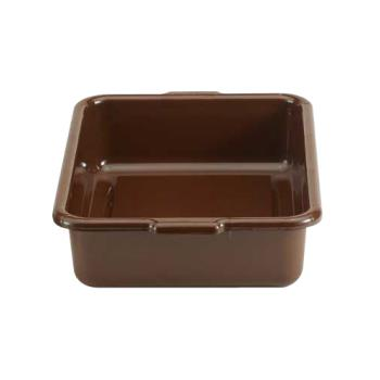CAM21155CBR131 - Cambro - 21155CBR131 - Cambox 21 in x 15 in Brown Bus Box Product Image