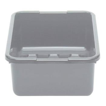 75108 - Cambro - 21157CBP180 - 21 in x 15 in Gray Cambox® Bus Box Product Image