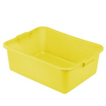 56342 - Vollrath - 1527-C08 - Yellow Color-Mate™ Bus Box Product Image