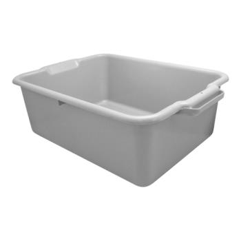 75826 - Vollrath - 52661 - 20 in x 15 in x 7 in Gray Bus Box Product Image