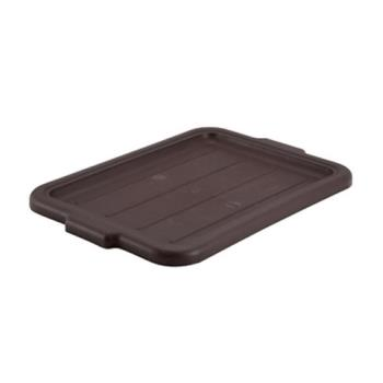 WINPL57B - Winco - PL-57B - 21 1/2 in x 15 3/4 in Brown Bus Box Cover Product Image