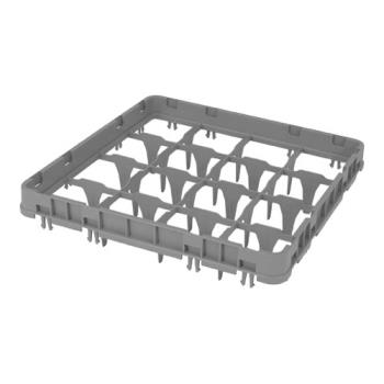 67121 - Cambro - 16E1151 - 16 Section Full Drop Camrack® Extender Product Image