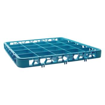 67148 - Carlisle - RE2514 - 25 Compartment OptiClean™ Glass Rack Extender Product Image