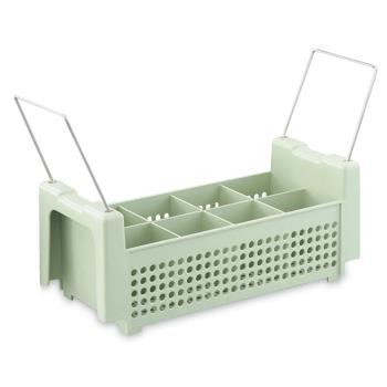 VOL52641 - Vollrath - 52641 - 8 Compartment Flatware Basket Product Image